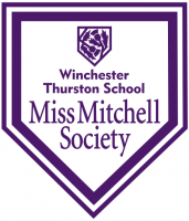 Miss Mitchell Society Badge