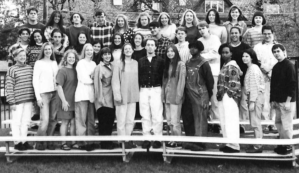 Members of the Class of 1995